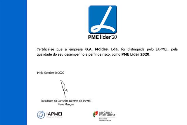 Estatuto PME Líder 2020
