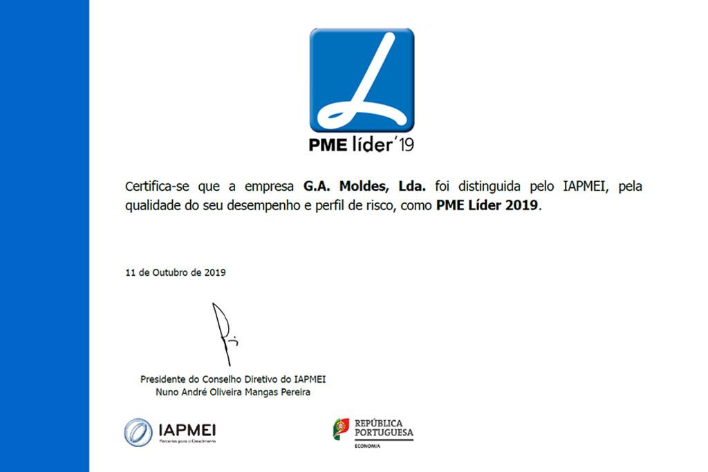 Estatuto PME Líder 2019